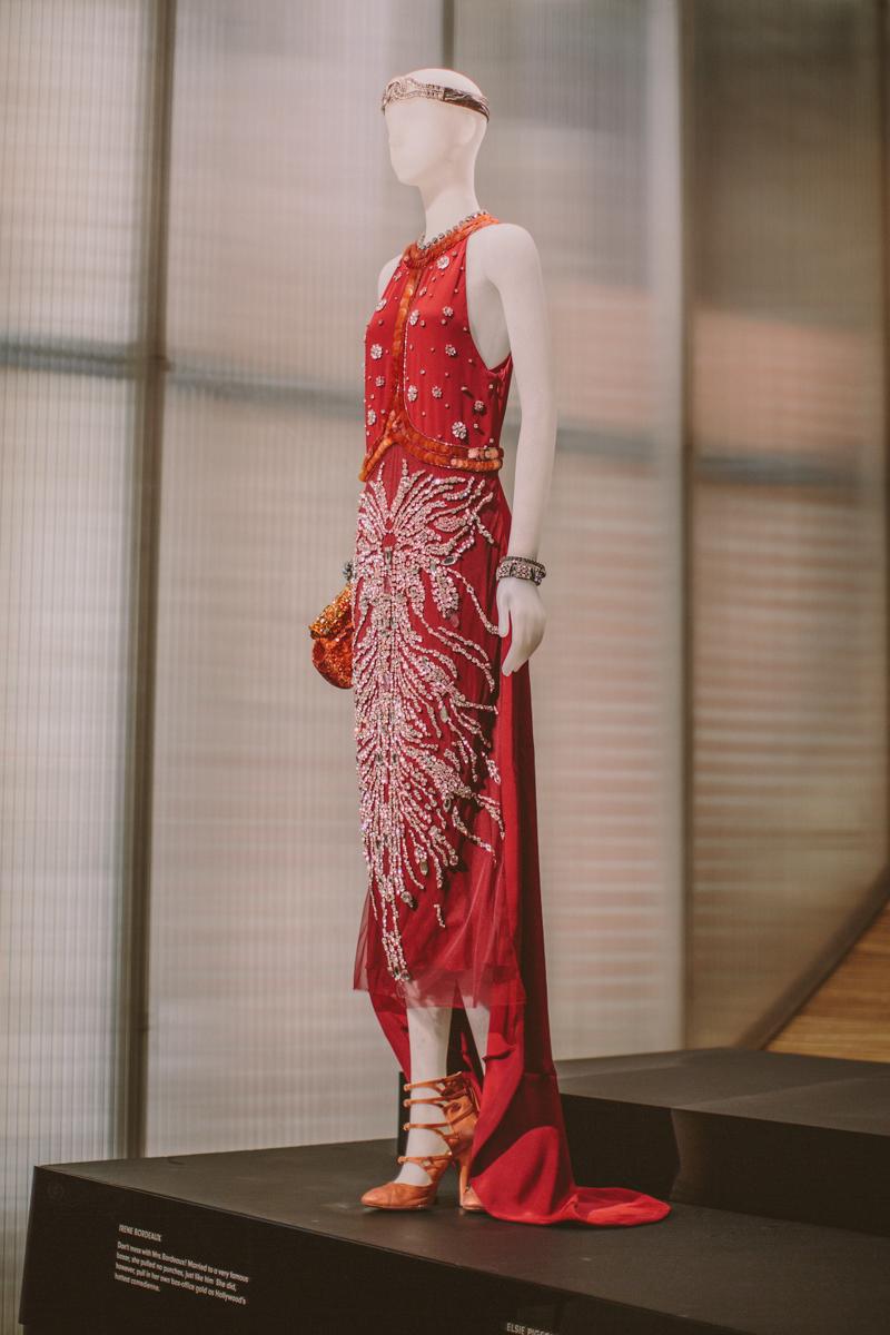 prada exhibition Dress Gatsby - the great Gastby costumes - PAULINEFASHIONBLOG.COM_