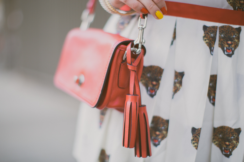 robe tigre castelbajac gemma wedges coach new york fashionblog PAULINEFASHIONBLOG.COM  4 Everyday walk