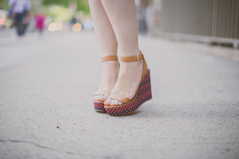 robe tigre castelbajac gemma wedges coach new york fashionblog PAULINEFASHIONBLOG.COM  5 Everyday walk