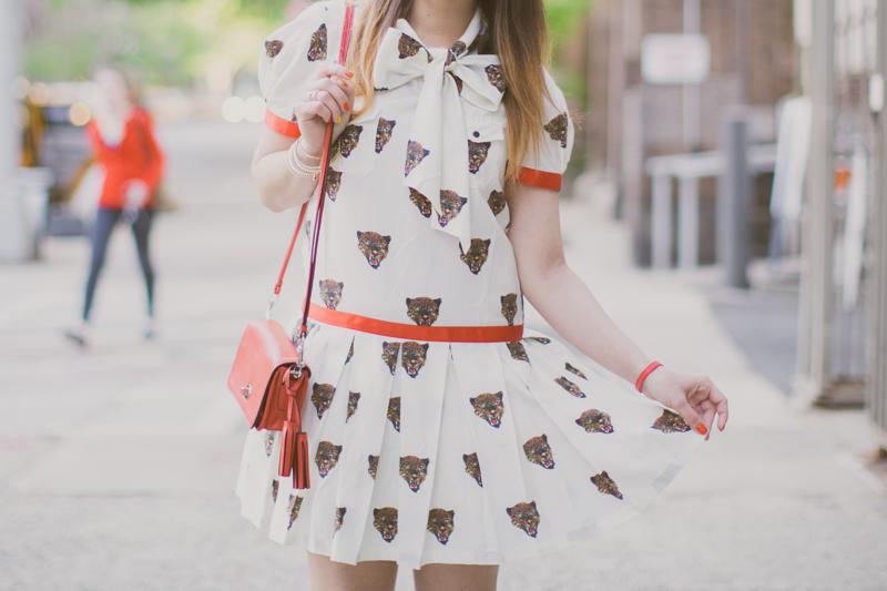robe tigre castelbajac gemma wedges coach new york fashionblog PAULINEFASHIONBLOG.COM  7 Everyday walk
