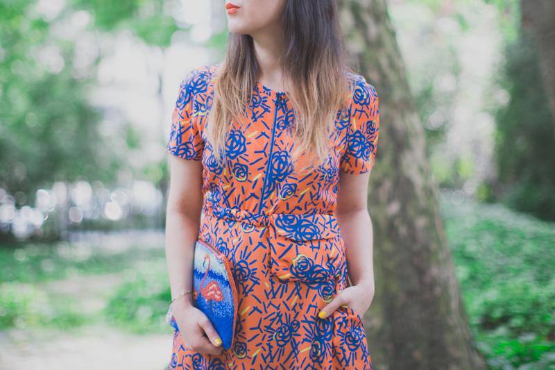 mademoiselle tara robe paulinefashionblog.com  11 Mademoiselle Tara