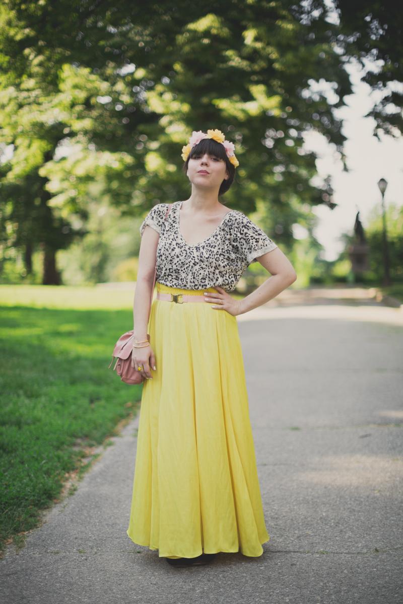 robe maje place des tendances  51 Jaune Citron