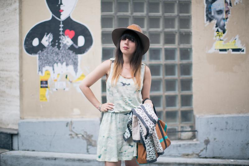 valentine gauthier virginie castaway borsalino paulinefashionblog.com   7 à Paris
