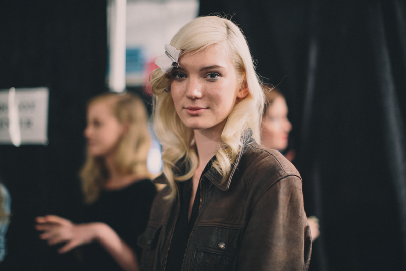 Ruffian new york fashion week spring 14 show backstage - paulinefashionblog.com_-17