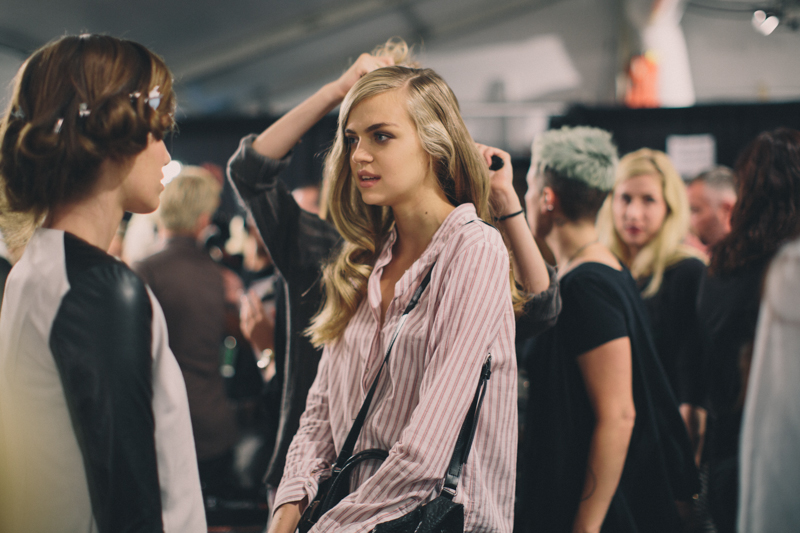 Ruffian new york fashion week spring 14 show backstage - paulinefashionblog.com_-8