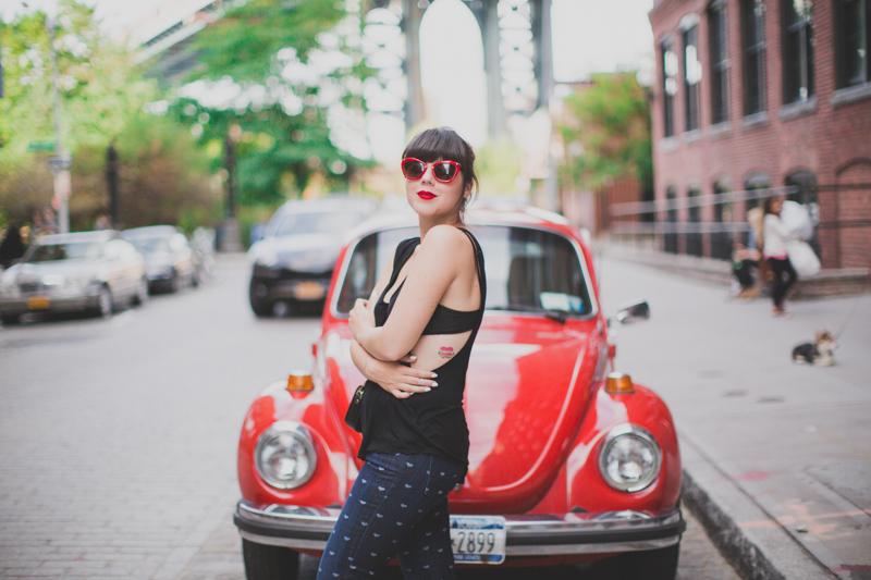 cox coccinelle vw beetle rouge red - paulinefashionblog.com_-6