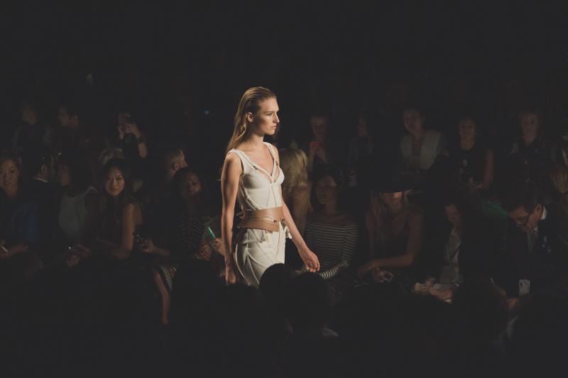 herve leger nyfw fashion week spring 14 show - paulinefashionblog.com_-2