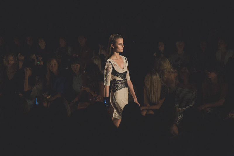 herve leger nyfw fashion week spring 14 show - paulinefashionblog.com_-3