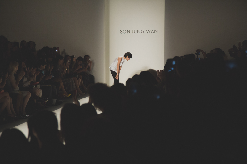 son jung wan new york fashion week spring 14 show paulinefashionblog.com  13 My New York Fashion Week Diary