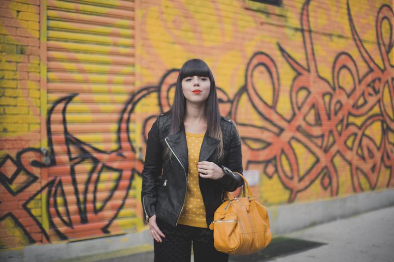 1 mademoiselle r la redoute pantalon pull a pois - paulinefashionblog.com_-4