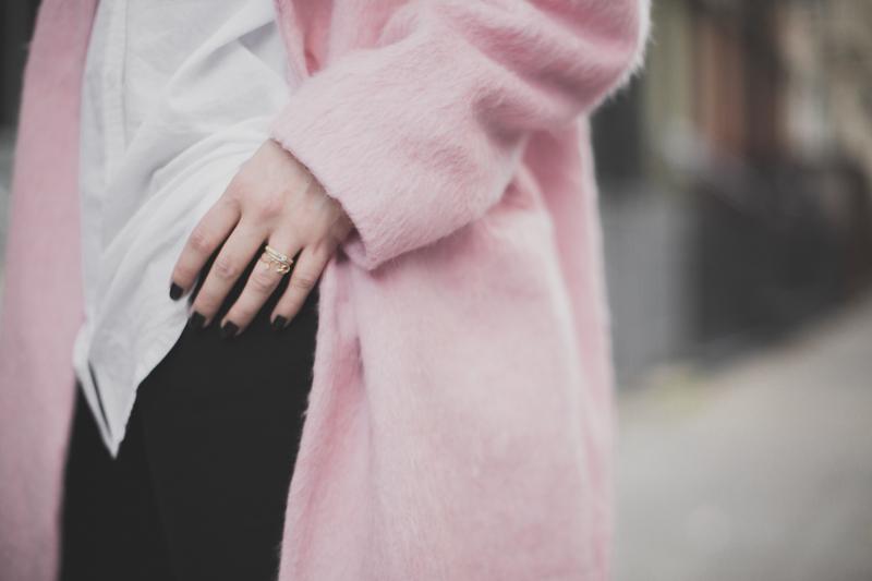 manteau rose pink coat oversize asos - paulinefashionblog.com_-6