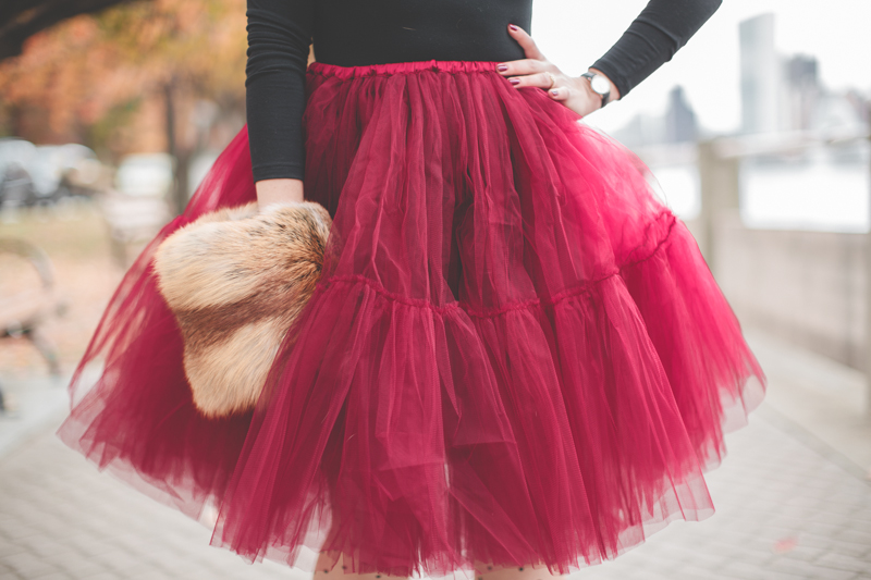 carrie bradshaw sex and the city tutu skirt paulinefashionblog.com  11 Carrie B.