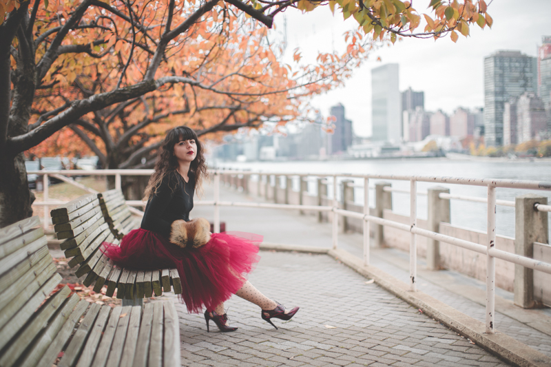 carrie bradshaw sex and the city tutu skirt - paulinefashionblog.com_-2