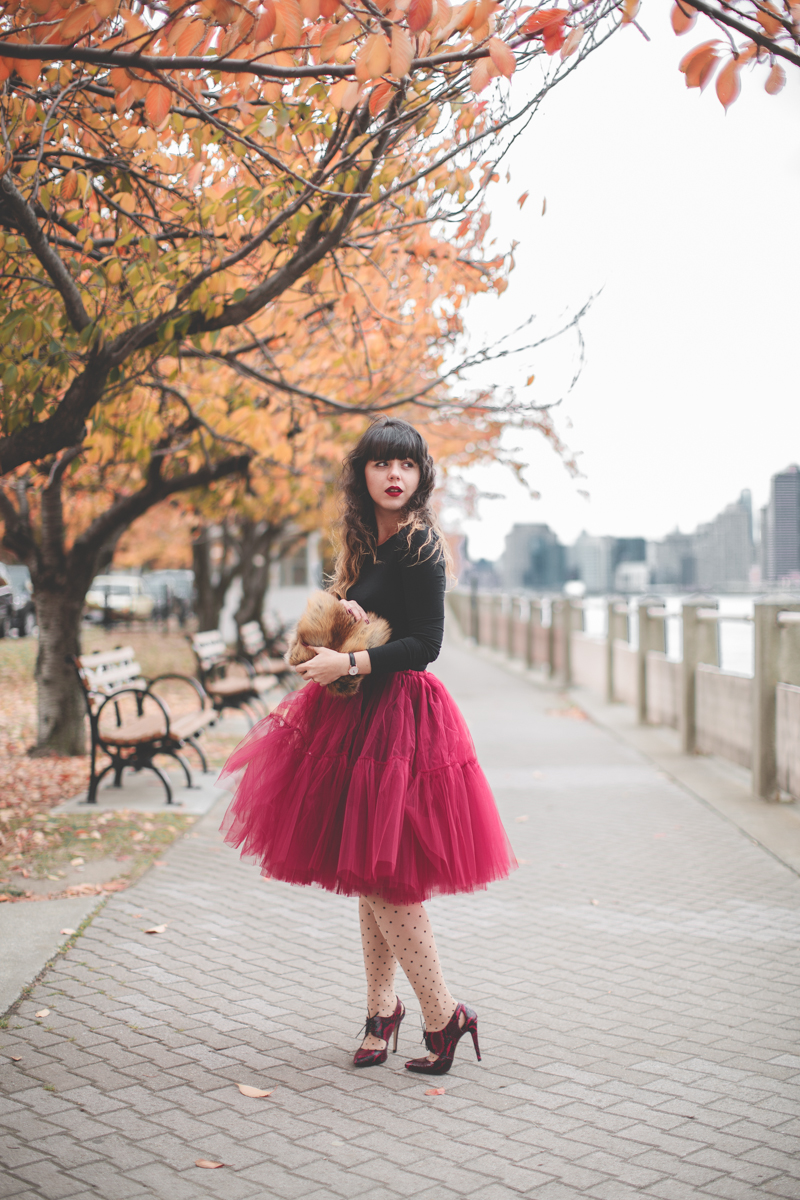 carrie bradshaw sex and the city tutu skirt - paulinefashionblog.com_-5