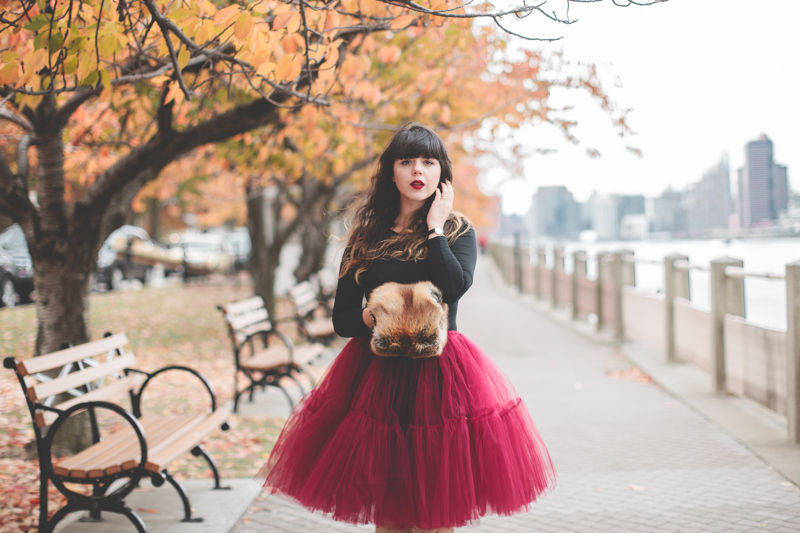 carrie bradshaw sex and the city tutu skirt - paulinefashionblog.com_-8