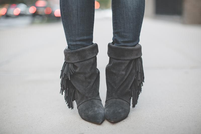 isabel marant pour hm fringe boots - paulinefashionblog.com_