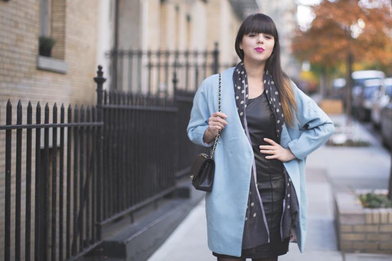 look manteau bleu - paulinefashionblog.com_