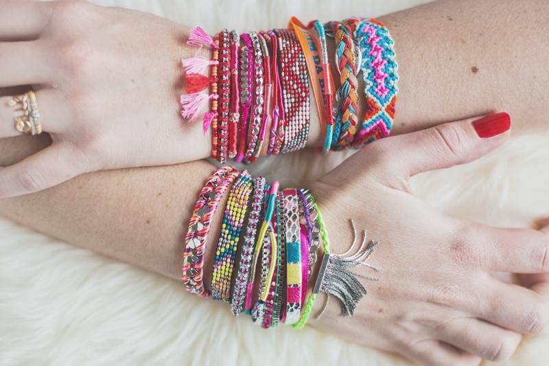 bracelets bresiliens aimantes hipanema - paulinefashionblog.com_
