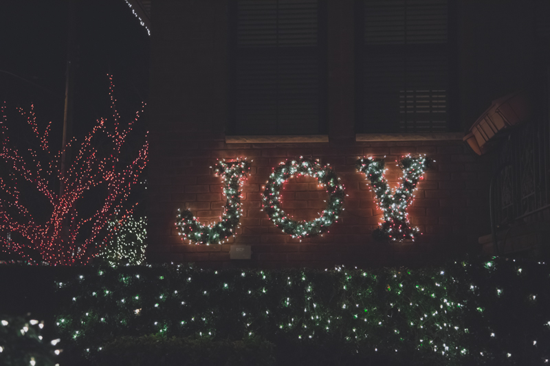 christmas lights dyker heights brooklyn new york paulinefashionblog.com  51 Noël à New York : Dyker Heights, Brooklyn