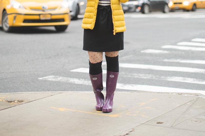 havaianas rain boots stylelovely - paulinefashionblog.com_