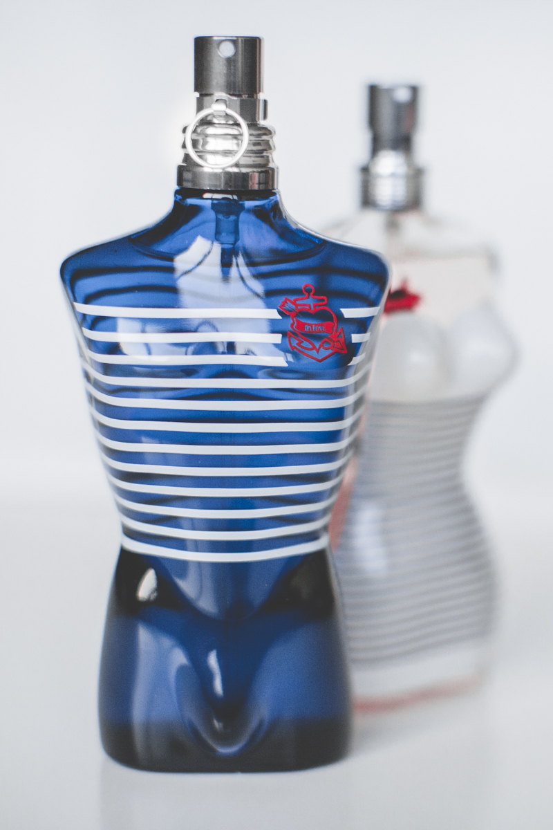 limited edition jean paul gaultier parfums le male classique mariniere navy stripes - paulinefashionblog.com_-2