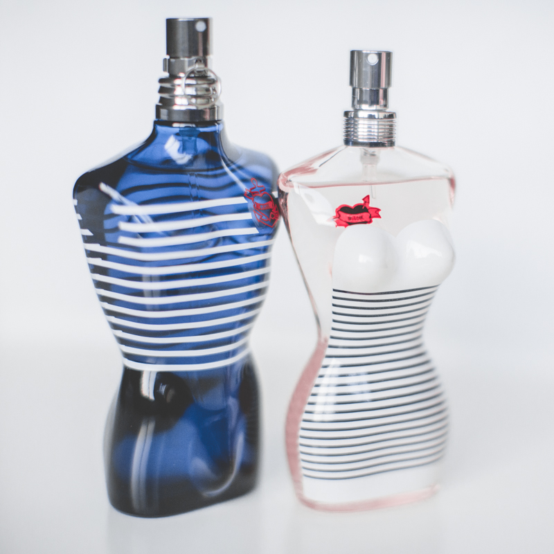 limited edition jean paul gaultier parfums le male classique mariniere navy stripes - paulinefashionblog.com_-4