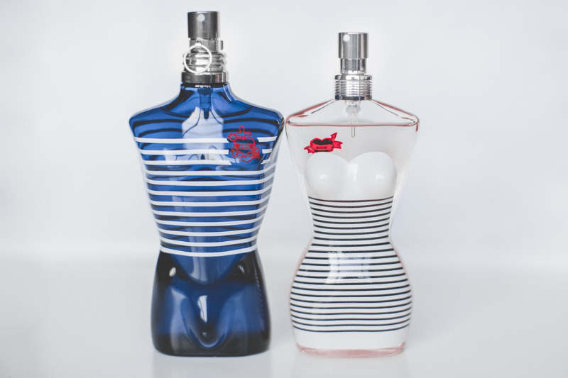 limited edition jean paul gaultier parfums le male classique mariniere navy stripes paulinefashionblog.com  5 Christmas Giveaway #9 JEAN PAUL GAULTIER PARFUMS