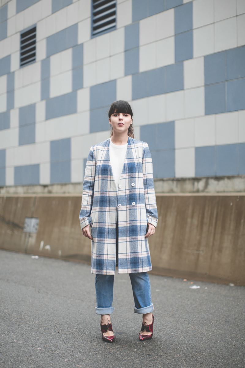 plaid coat topshop giveaway gift card - paulinefashionblog.com_-2