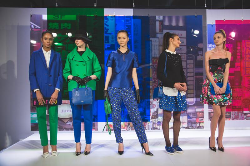 Kate Spade New York presentation fw 2014 - copyright paulinefashionblog.com_-11