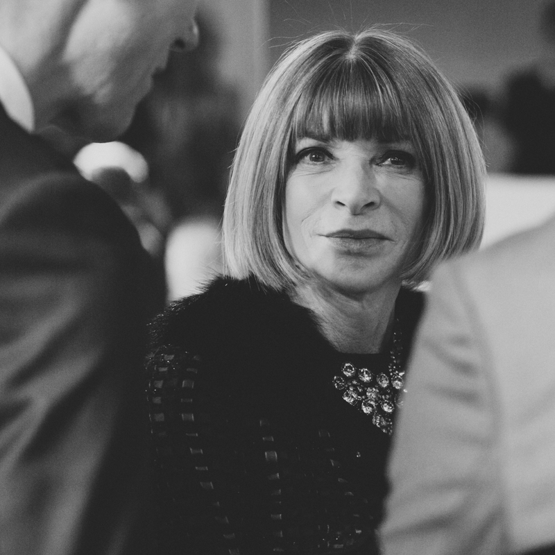anna wintour hugo boss fashion week fw14 february 2014 portrait streetstyle - copyright paulinefashionblog.com_
