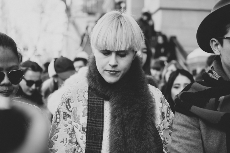 linda tol new york fashion week fw14 february 2014 portrait streetstyle - copyright paulinefashionblog.com_