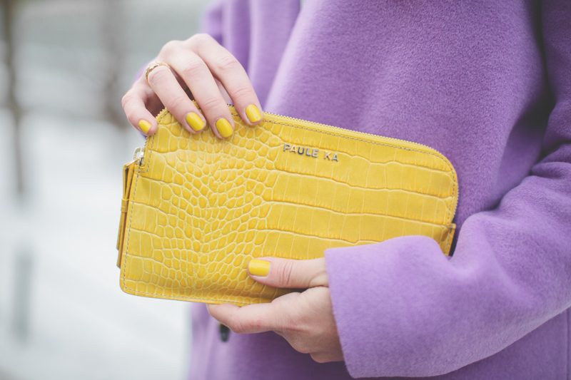 pauline blogger streetstyle paule ka yellow clutch new york fashion week fw 2014 copyright paulinefashionblog.com  2 My NYFW Diary   DAY 3 : Lincoln Center Streetstyle