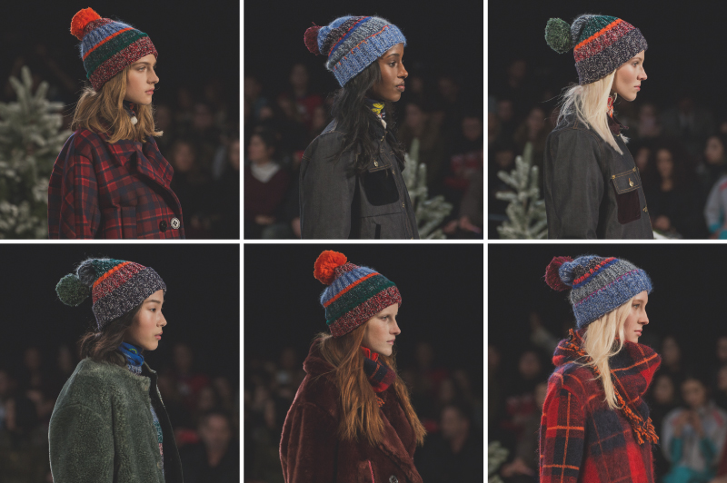 tommy hilfiger fall 2014 runway show nyfw new york
