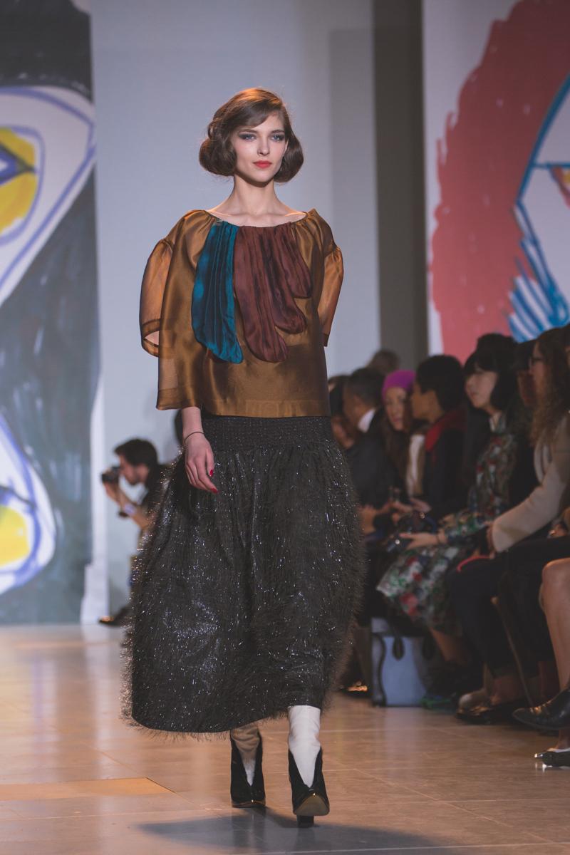 PFW aw14 fw14 ah14 paris fashion week defile tsumori chisato - copyright paulinefashionblog.com_-11