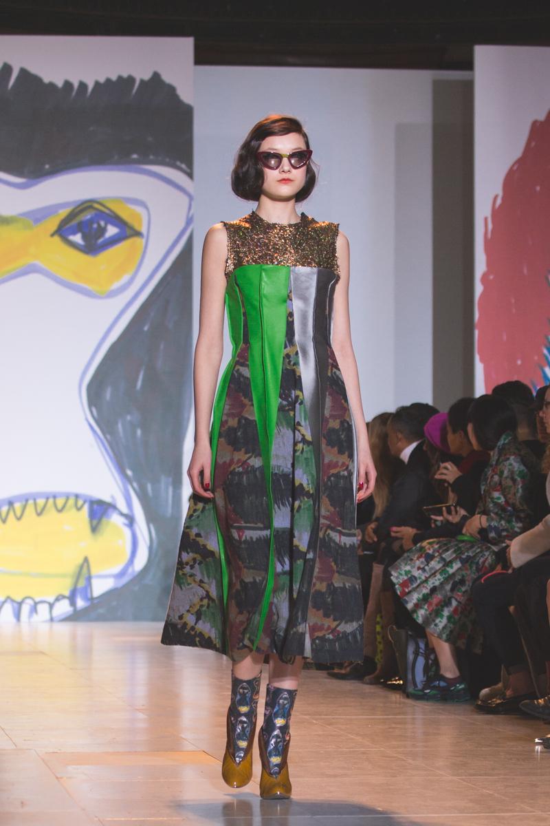 PFW aw14 fw14 ah14 paris fashion week defile tsumori chisato - copyright paulinefashionblog.com_-12