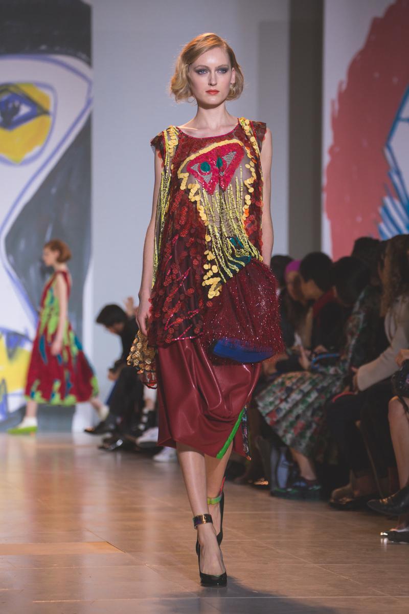 PFW aw14 fw14 ah14 paris fashion week defile tsumori chisato - copyright paulinefashionblog.com_-16