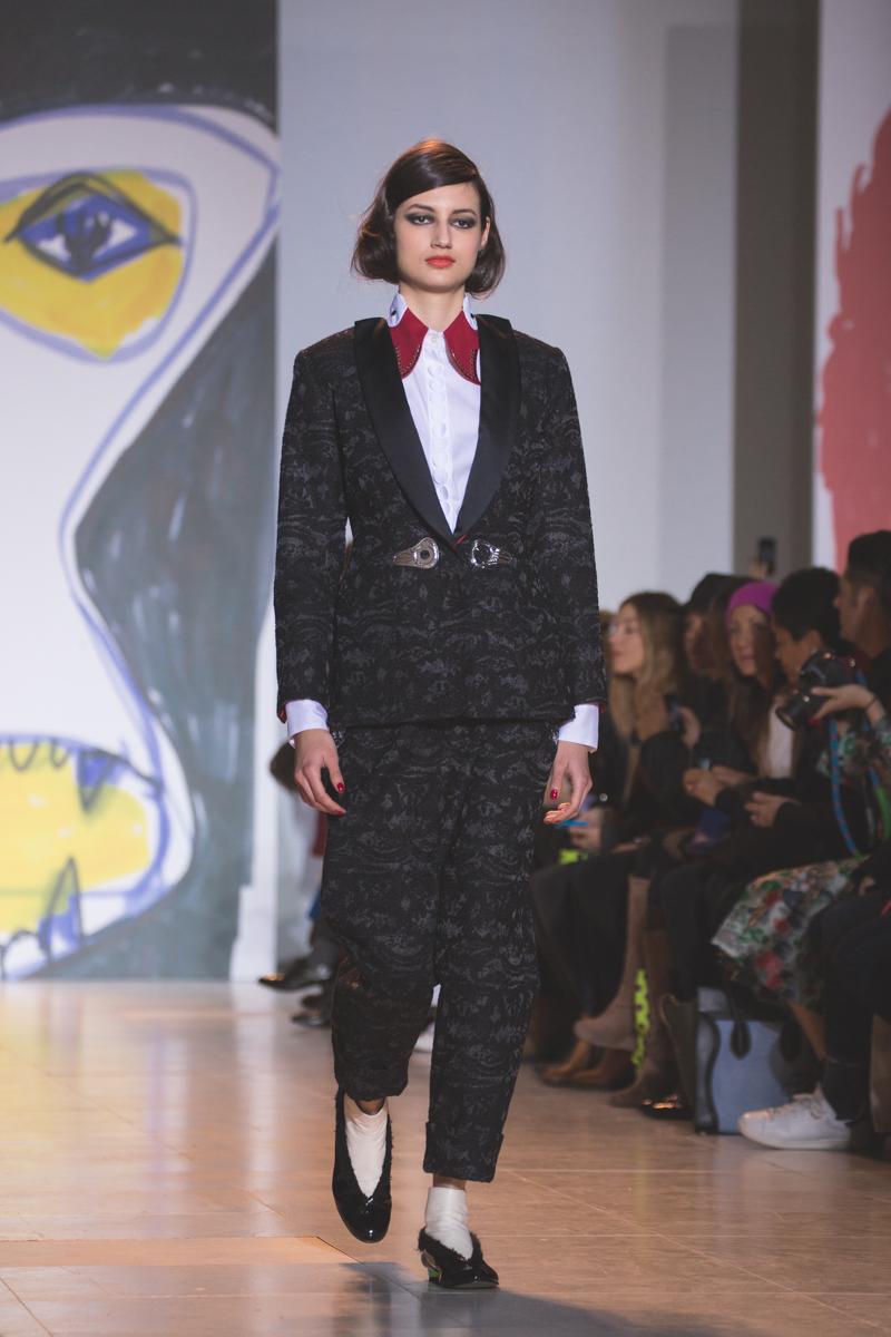 PFW aw14 fw14 ah14 paris fashion week defile tsumori chisato - copyright paulinefashionblog.com_-2