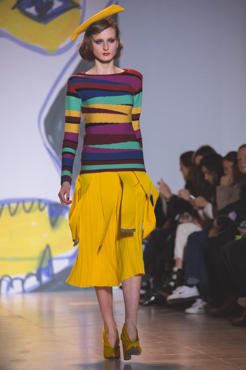 PFW aw14 fw14 ah14 paris fashion week defile tsumori chisato - copyright paulinefashionblog.com_-21