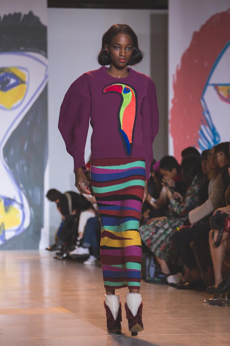PFW aw14 fw14 ah14 paris fashion week defile tsumori chisato - copyright paulinefashionblog.com_-23