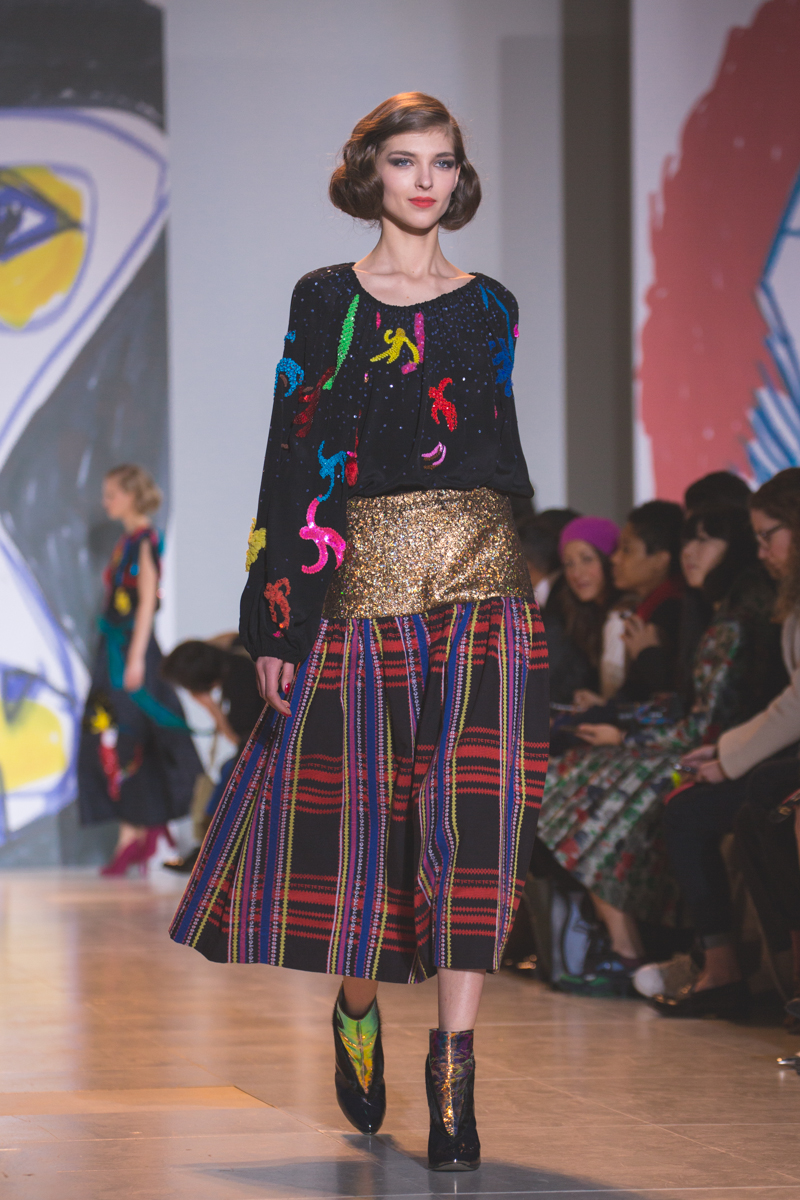 PFW aw14 fw14 ah14 paris fashion week defile tsumori chisato - copyright paulinefashionblog.com_-24