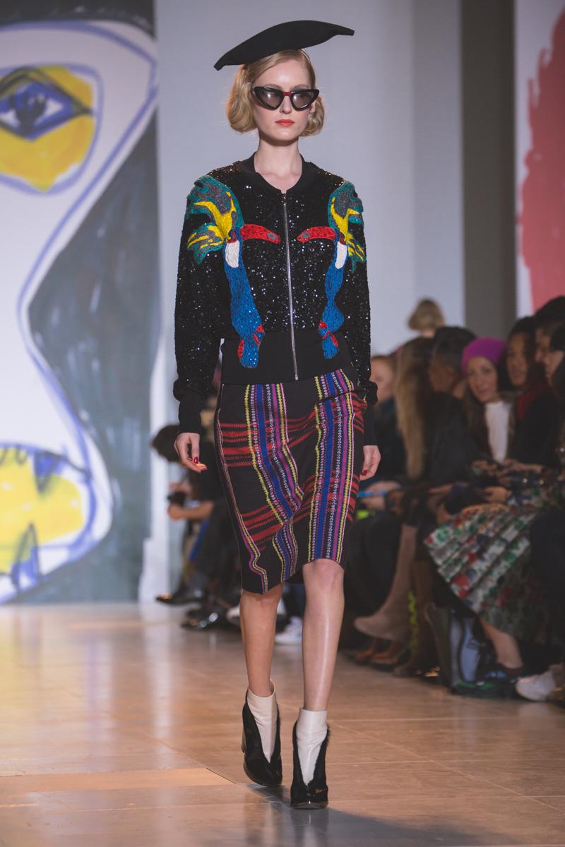 PFW aw14 fw14 ah14 paris fashion week defile tsumori chisato - copyright paulinefashionblog.com_-25