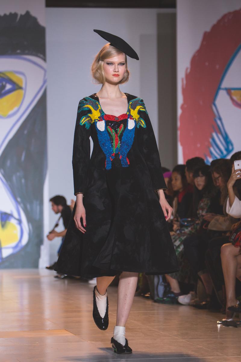 PFW aw14 fw14 ah14 paris fashion week defile tsumori chisato - copyright paulinefashionblog.com_-26