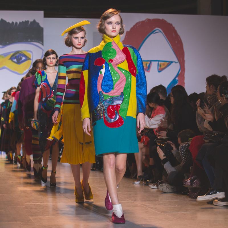 PFW aw14 fw14 ah14 paris fashion week defile tsumori chisato - copyright paulinefashionblog.com_-27