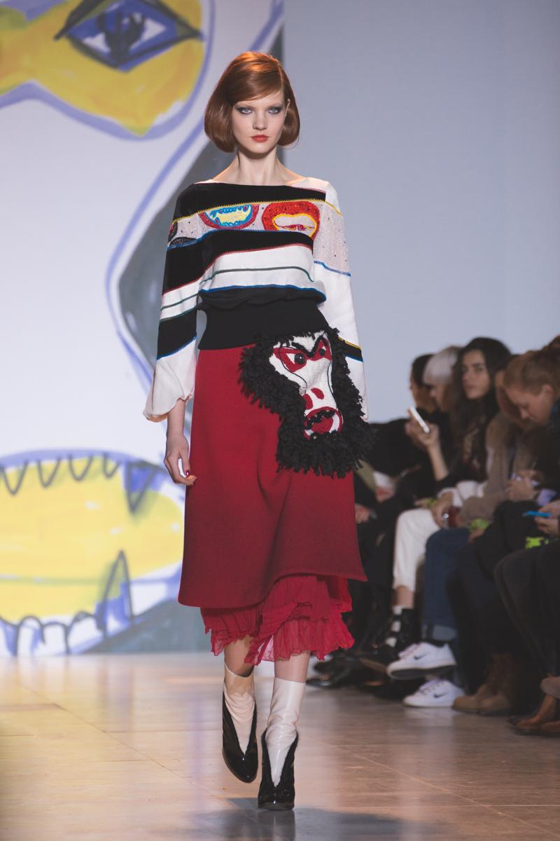 PFW aw14 fw14 ah14 paris fashion week defile tsumori chisato - copyright paulinefashionblog.com_-3