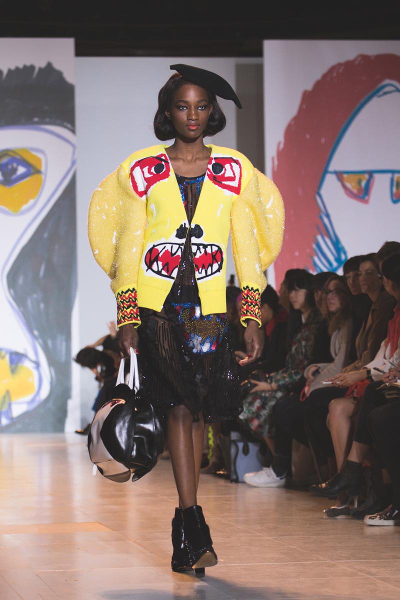 PFW aw14 fw14 ah14 paris fashion week defile tsumori chisato - copyright paulinefashionblog.com_-4