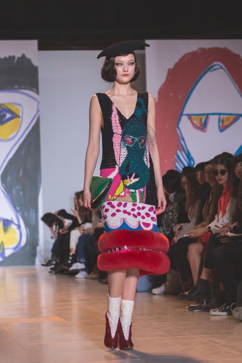 PFW aw14 fw14 ah14 paris fashion week defile tsumori chisato - copyright paulinefashionblog.com_-5
