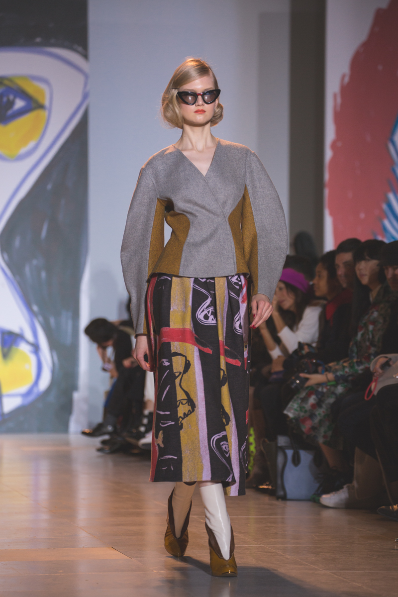 PFW aw14 fw14 ah14 paris fashion week defile tsumori chisato - copyright paulinefashionblog.com_-6