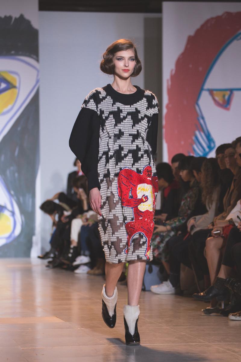PFW aw14 fw14 ah14 paris fashion week defile tsumori chisato - copyright paulinefashionblog.com_
