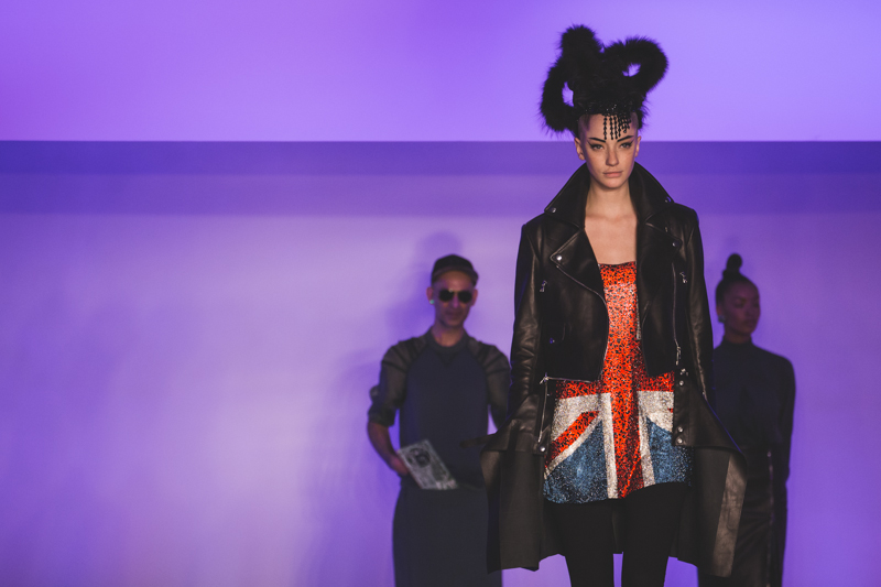 paris fashion week defile jean paul gaultier brits in space - copyright paulinefashionblog.com_-50