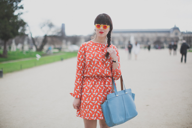 total look paul and joe sister paris fashion week blogger streetstyle - copyright paulinefashionblog.com_-7
